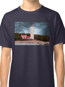 Cove Island Lighthouse - Ontario Classic T-Shirt
