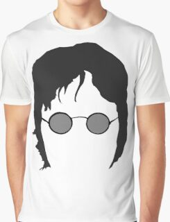 John Lennon The beatles Graphic T-Shirt
