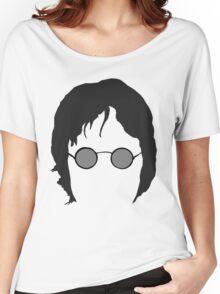 John Lennon The beatles Women's Relaxed Fit T-Shirt