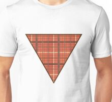 "Tartan - ""Old brown"" Unisex T-Shirt"