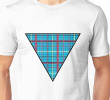 "Tartan - ""the Sunny Blues""  Unisex T-Shirt"