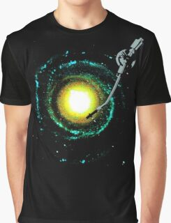 music from the milky way Graphic T-Shirt