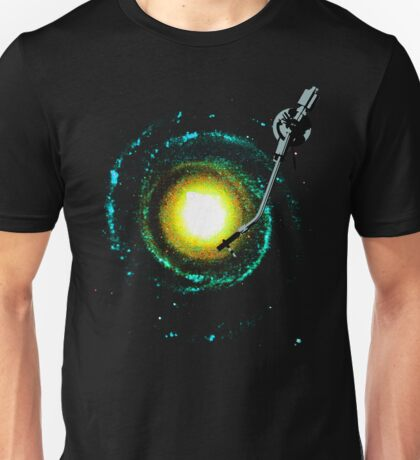 music from the milky way Unisex T-Shirt