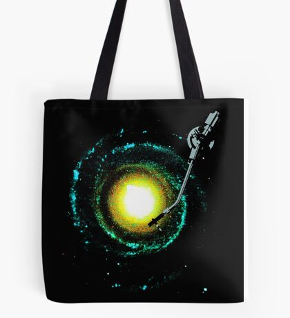 music from the milky way Tote Bag