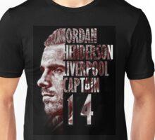 Liverpool FC: Jordan Henderson Unisex T-Shirt