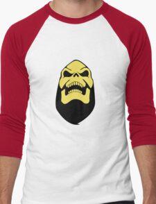 Skeleton Smile Men's Baseball ¾ T-Shirt