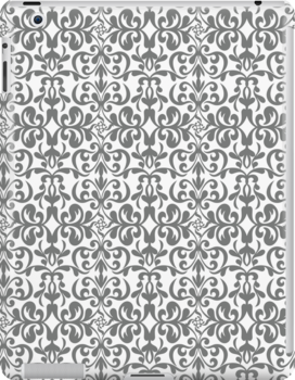Design in Silver  by LoneAngel