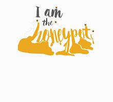 I am the Honeypot Women's Fitted V-Neck T-Shirt