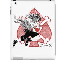Ace - One Piece iPad Case/Skin