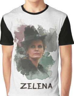 Zelena - Wicked Witch - OUAT Graphic T-Shirt