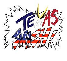 Texas Smash Photographic Print