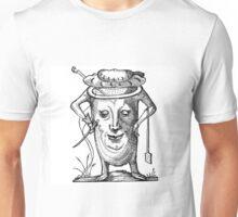 Droll Dreams of Pantagruel Plate 15 Unisex T-Shirt