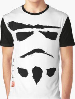 Japanese Stormtrooper inspired design Graphic T-Shirt