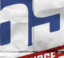 Route 59: Vine Ridge Annual Speedway Sticker