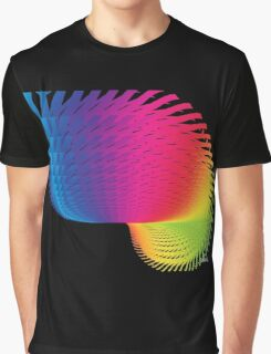 Abstract 426H Fractal Graphic T-Shirt