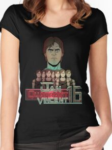 Jan Quadrant Vincent 16 Women's Fitted Scoop T-Shirt