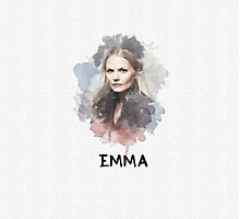 Emma Swan  - OUAT - Canvas Photographic Print