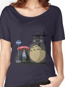 Tonari No Tina Women's Relaxed Fit T-Shirt