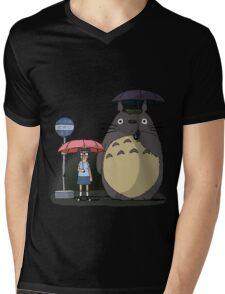 Tonari No Tina Mens V-Neck T-Shirt