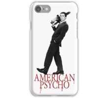 American Psycho Unofficial iPhone Case/Skin