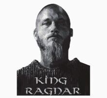 Reigning Ragnar  Kids Tee