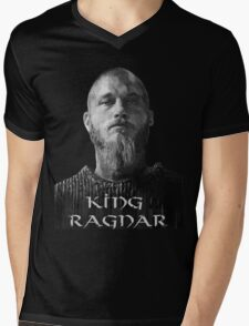 Reigning Ragnar  Mens V-Neck T-Shirt