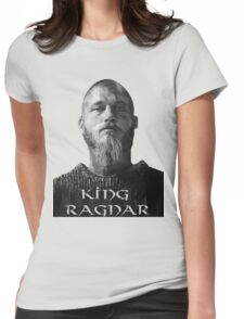 Reigning Ragnar  Womens Fitted T-Shirt