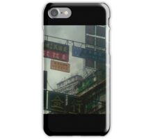 City from Ghost In The Shell iPhone Case/Skin