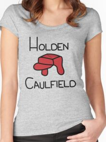 Holden  Women's Fitted Scoop T-Shirt