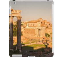 Rome - Imperial Forums iPad Case/Skin