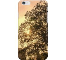 Roman sunsets iPhone Case/Skin