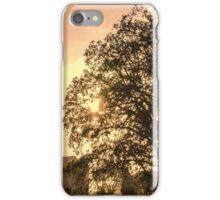 Roman sunsets iPhone Case/Skin