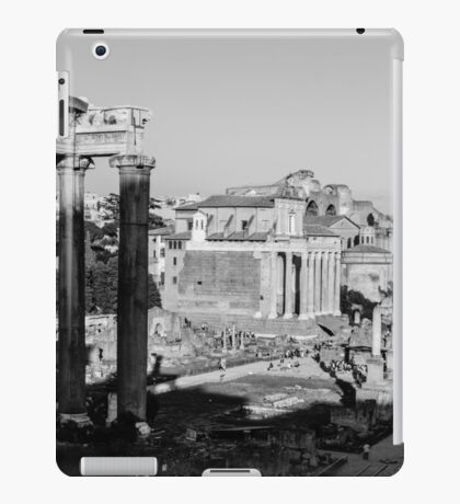 Traces of History iPad Case/Skin