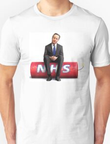 NHS is a ticking bomb T-Shirt