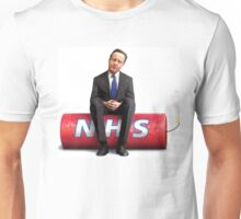 NHS is a ticking bomb Unisex T-Shirt
