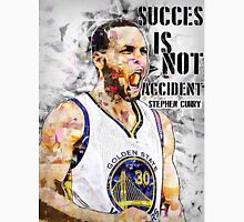 Stephen Curry Quote Succes Is Not Accident Classic T-Shirt
