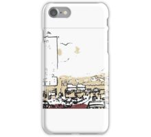 Traffic can be pretty too iPhone Case/Skin