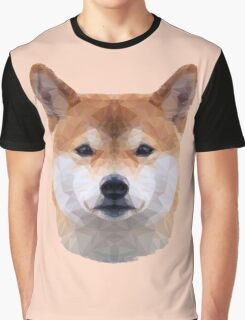 The Shiba Inu Graphic T-Shirt