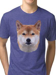 The Shiba Inu Tri-blend T-Shirt