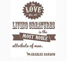 Charles Darwin Quote Unisex T-Shirt