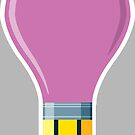 Pencil Bulb by SevenHundred