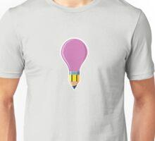 Pencil Bulb Unisex T-Shirt