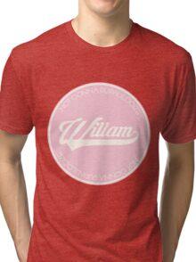 WILLAM Tri-blend T-Shirt