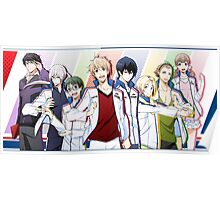 Prince of Stride: Alternative - Honan Poster