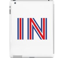 IN - Britain Stay iPad Case/Skin