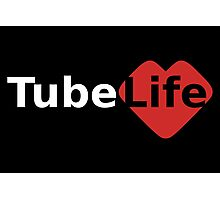 Tube Life Photographic Print