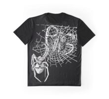 Pig in a spiderweb  Graphic T-Shirt
