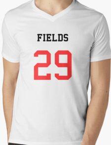 FIELDS 29 Mens V-Neck T-Shirt