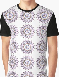 Star Mandala  - JUSTART ©  Graphic T-Shirt