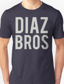 Diaz Brothers (MMA) T-Shirt